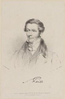Sir James Prior, by Eden Upton Eddis, printed by  Lefevre & Kohler, published by  Thomas McLean, after  William Drummond - NPG D14011