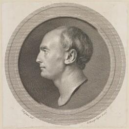 Sir Robert Strange, by Jean-Baptiste Greuze, after  Sir Robert Strange - NPG D14033