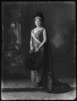 Princess Eulalia of Orleans, by Bassano Ltd, 13 June 1923 - NPG x122525 - © National Portrait Gallery, London