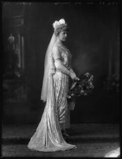 Ida Helen Lizzie Merry (née Chetwynd), by Bassano Ltd - NPG x122527