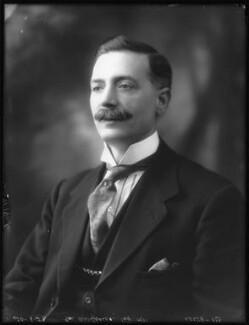 George Alfred Spencer, by Bassano Ltd - NPG x122552