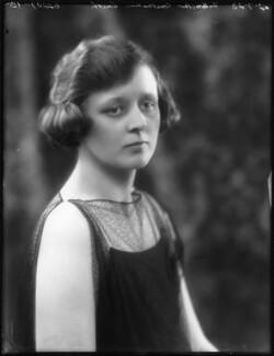 Marjorie Methwold Smith (née Birkett), by Bassano Ltd - NPG x122561