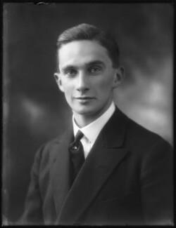 Hon. James Willoughby Bertie, by Bassano Ltd - NPG x122569