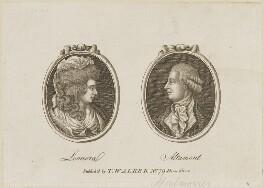 Leonora and Altamont, published by T. Walker - NPG D14079