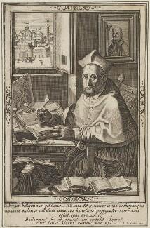Robert Francis Romulus Bellarmine, by Unknown artist - NPG D14085