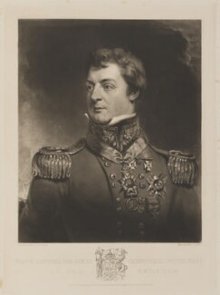 Sir James Carmichael Smyth, 1st Bt, by Thomas Hodgetts, published by  Colnaghi and Puckle, after  Eugenio H. Latilla - NPG D14093