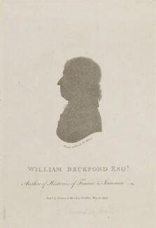 William Beckford, published by Vernor & Hood, after  John Miers - NPG D14112