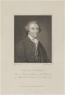 William Whitehead, by William Ensom, published by  W. Walker, after  John Thurston, after  Benjamin Wilson, published 1 March 1821 (1758) - NPG D14119 - © National Portrait Gallery, London