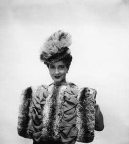 Jane Baxter (Feodora Forde), by Cecil Beaton - NPG x14020