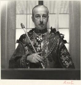 Sir George Rothe Bellew, by Cecil Beaton - NPG x14023