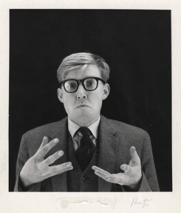 Alan Bennett, by Cecil Beaton, 1962 - NPG x14024 - © Cecil Beaton Studio Archive, Sotheby's London