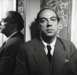 Sir Isaiah Berlin, by Cecil Beaton - NPG x14027