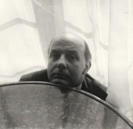 Sir John Betjeman, by Cecil Beaton, 1955 - NPG x14028 - © Cecil Beaton Studio Archive, Sotheby's London