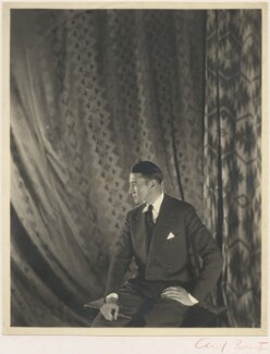 Clive Brook, by Cecil Beaton - NPG x14037