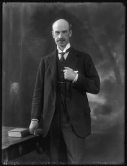 Sir (Francis) Stanley Jackson, by Bassano Ltd, 18 July 1923 - NPG x122588 - © National Portrait Gallery, London