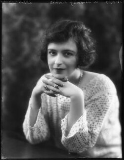 Marguerite Christine (née Ralli), Marchioness of Tweeddale, by Bassano Ltd - NPG x122595