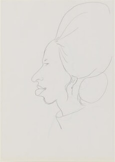 Princess Anne, by Cecil Beaton - NPG D17940
