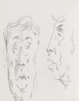 Frankie Howerd, by Cecil Beaton - NPG D17941(58)