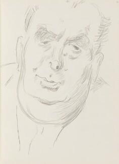 Arnold Abraham Goodman, Baron Goodman, by Cecil Beaton - NPG D17942(25)