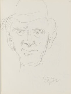 Spike Milligan, by Cecil Beaton - NPG D17943(37)