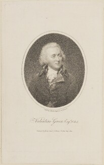Valentine Green, by Samuel Freeman, published by  Vernor, Hood & Sharpe, after  Lemuel Francis Abbott - NPG D14170