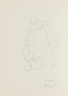 Trevor Howard (Trevor Wallace Howard-Smith), by Cecil Beaton - NPG D17943(82)