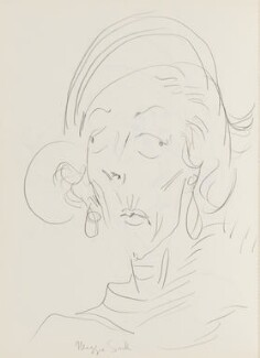 Maggie Smith, by Cecil Beaton - NPG D17943(124)