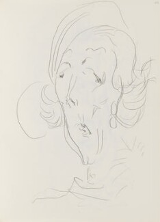 Maggie Smith, by Cecil Beaton - NPG D17943(125)