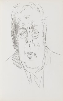 Harold Wilson, by Cecil Beaton - NPG D17944(51)