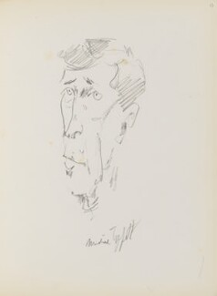 Sir Michael Kemp Tippett, by Cecil Beaton - NPG D17945(13)