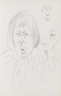 André George Previn, by Cecil Beaton - NPG D17946(97)