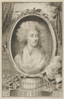 Elizabeth Inchbald (née Simpson), by Anthony Walker, and by  Collings, published by  Thomas Bellamy, after  Thomas Cook - NPG D14206
