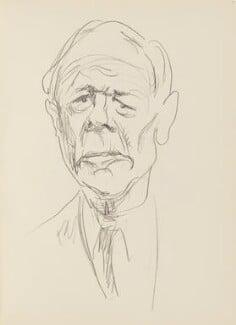 Malcolm Muggeridge, by Cecil Beaton - NPG D17947(9)