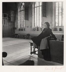 Beryl de Zoete, by Cecil Beaton - NPG x14058