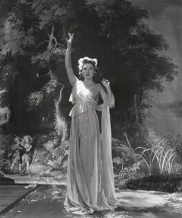 Dorothy Dickson as Helen of Troy, by Cecil Beaton - NPG x14060