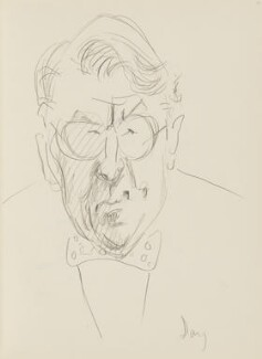 Sir Robin Day, by Cecil Beaton, 1969 - NPG D17947(19) - © National Portrait Gallery, London
