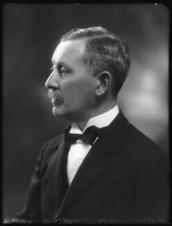 James Scorgie Meston, 1st Baron Meston, by Bassano Ltd - NPG x122703