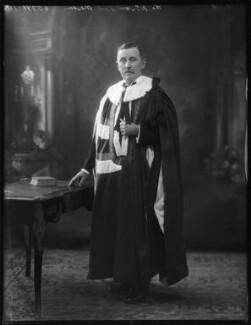James Scorgie Meston, 1st Baron Meston, by Bassano Ltd - NPG x122704