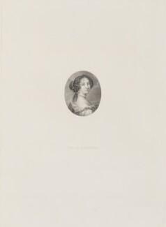 Françoise d'Aubigné, Marquise de Maintenon, by Unknown artist - NPG D14231
