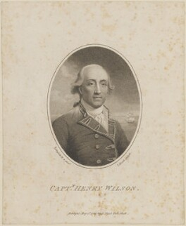 Henry Wilson, by James Heath, published by  George Nicol, after  John Russell - NPG D14234