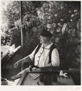 Maxine Elliott (Jessie Dermott), by Cecil Beaton - NPG x14067