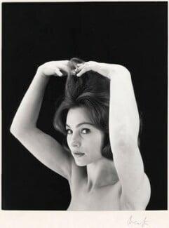 Shirley Anne Field, by Cecil Beaton - NPG x14072
