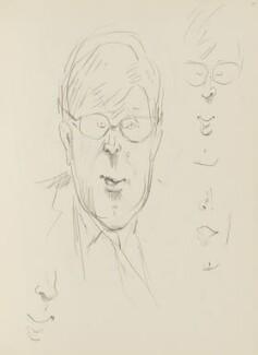 Alan Bennett, by Cecil Beaton, 1969 - NPG D17947(109) - © National Portrait Gallery, London