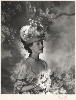 Audrey Fildes, by Cecil Beaton - NPG x14074