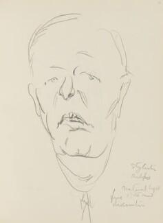 Kenneth Clark, Baron Clark, by Cecil Beaton - NPG D17947(83)