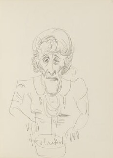 Fanny Craddock, by Cecil Beaton - NPG D17947(3)