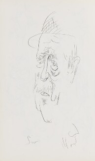 Alastair Sim, by Cecil Beaton - NPG D17948(16)