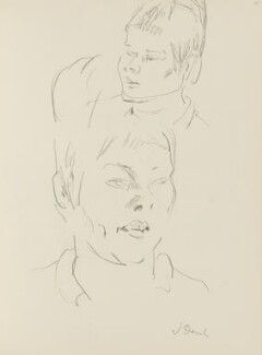 Judi Dench, by Cecil Beaton, 1969 - NPG D17947(105) - © National Portrait Gallery, London