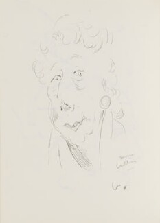 Mona Washbourne, by Cecil Beaton - NPG D17943(44)