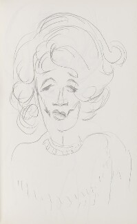 Marlene Dietrich, by Cecil Beaton - NPG D17946(39)